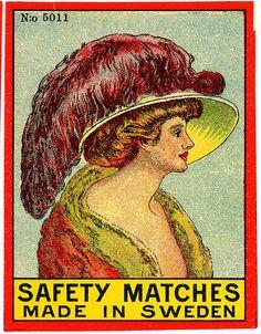 Match Box Label | Flickr - Photo Sharing!