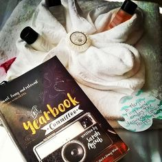 Review now on my blog, see my bio for link. The Yearbook Committee by Sarah Ayoub. #YA #books #teen #bookstagram #booklove #bibliophile #reviews