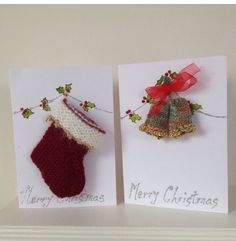 Christmas cards by Crafts at Fox Cottage