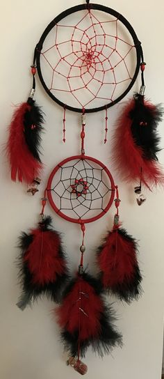 My first Dreamcatcher :)