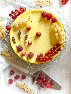 Lime and Ricotta Cheesecake (Gluten-Free)