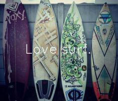 Love surf.