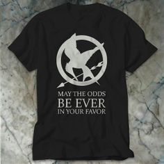 The Hunger Game Logo Men TShirt Funny Men TShirt by BLUOES on Etsy, $17.99