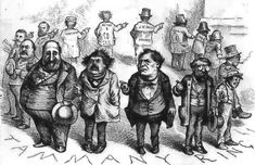 William 'Boss' Tweed: Greed, Corruption, and the Expansion of New York City