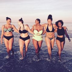Body diversity is beautiful because who wants to look like everybody else? #LoveYourShape