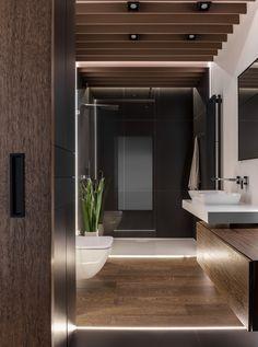 Imagen 13 de 17 de la galería de Apartamento para un hombre o incluso dos de ellos / Metaforma. Fotografía de Krzysztof Strażyński