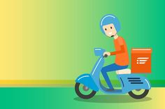 Scooters, Library Icon, Scooter Motorcycle, Clipart, Art Images, Vector Art, Delivery, Free, Motorbikes