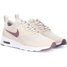 new product 3fb94 d58b1 Nike Nike Air Max Thea Sneakers (555 RON) ❤ liked on Polyvore featuring  shoes