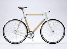 Holzweg the Wood Frame Bike by Arndt Menke » Yanko Design
