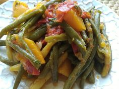 Chutney, Green Beans, Low Carb, Vegetables, Healthy, Recipes, Food, Red Peppers, Recipies