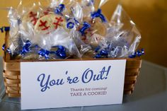 baseball themed baby shower games | Maria & Christian's Baseball Themed Baby Shower – Los Angeles ...