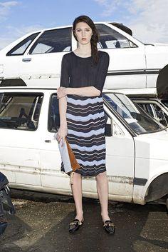 Sonia Rykiel Primavera-Verão 2015 - Prêt-à-porter
