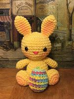 Crochet Rabbit Amigurumi Crochet Bunny Patterns - Amigurumi Patterns Tutorials - We have put together the best amigurumi toy rabbit models for you. All amigurumi bunny patterns can be found in this article. Crochet Gratis, Crochet Amigurumi, Amigurumi Patterns, Amigurumi Doll, Crochet Dolls, Free Crochet, Amigurumi Tutorial, Easter Crochet Patterns, Crochet Bunny Pattern