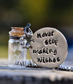 Never Stop Making Wishes! I always wish on the first star at night. I also make a wish when I toss a coin into a fountain. Wedding Ideias, Jewelry Box, Jewelry Making, Jewlery, Jewelry Ideas, Metal Jewelry, Diy Jewelry, Spoon Jewelry, Wire Jewellery