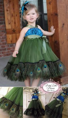 So cute! I'm looking for peacock clothes I think I want to be a peacock for halloween