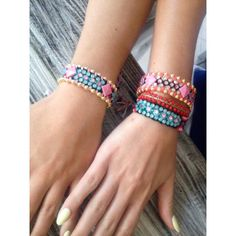 Swarovski crystals Friendship Bracelets, Swarovski Crystals, How To Wear, Jewelry, Fashion, Moda, Jewlery, Jewerly, Fashion Styles