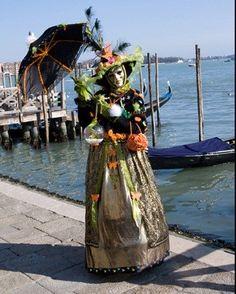 colorful Venice Carnival 2012