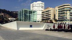 Centre Pompidou de Malaga, Costa del Sol - Andalousie (Espagne)