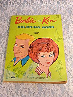 vintage whitman coloring books - Google Search