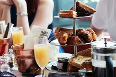 London's Best Bottomless Brunches #refinery29  http://www.refinery29.uk/london-best-bottomless-brunches#slide-18  Made in CamdenNestled inside Camden institution The Roundhouse, Made Bar and Kitchen's bottomless brunch is a garden of forbidden fruits, except you can buy all the fruits for under £30. Not only do you get a great brunch plate and unlimited booze, you're also treated to a tray of all-you-can-eat pastries, as much tea and coffee as you can drink, and a sweet treat to take ...