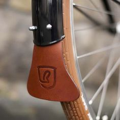 Bike Mudflap by Brave Classics | MONOQI #bestofdesign