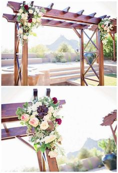 Rustic x wedding arch do it yourself home projects from ana white 21 amazing wedding arch canopy ideas solutioingenieria Image collections