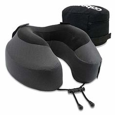 Cabeau Evolution Travel Pillow – Scientifically Best Seated Sleep – Plush Memory Foam Support – Ergonomic Design Prevents Neck Strain Best Neck Pillow, Neck Pillow Travel, Travel Pillows, Neck And Shoulder Muscles, Sleeping On A Plane, Birthday Present For Husband, Travel Wardrobe, Neck Pain, Travel Gifts