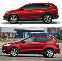 2013 Honda CR-V VS 2013 Ford Escape Concept, Price and Specification   Honda Release, Review