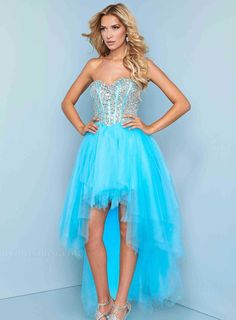 ihomecoming.com SUPPLIES Sexy Sweetheart Neckline Beading Lace&Tulle Lower back zipper Homecoming Dress Sexy
