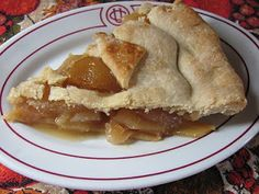 Pies and Aprons: Friday is PIE DAY!