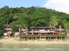 Ko Chang, Thailand - Rock Sand Resort