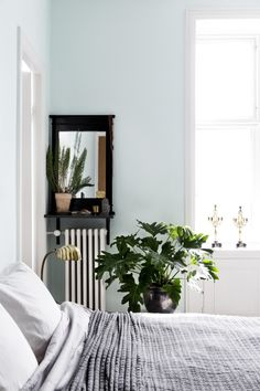 restful bedroom