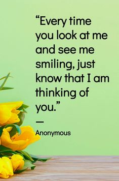 Thinking Of You Quotes, Thinking Of You Today, Today Quotes, Crush Quotes, Archipelago, I Smile, Be Yourself Quotes, Meant To Be, Sayings
