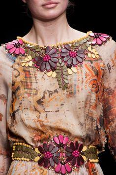 Laura Biagiotti at Milan Fashion Week Fall 2013