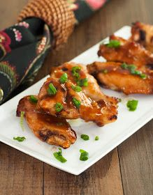 Paleo Girl's Kitchen: General Tao Chicken Wings
