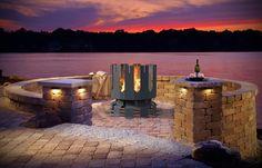 Decorpro Ion Fire Pit - http://www.crackformen.com/decorpro-ion-fire-pit - #Outdoor, #Patio, #Roman