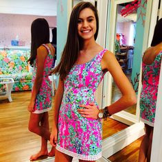 Pink Bee | Lilly Pulitzer Spring 2014