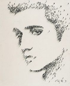 http://homeandecoration.com/portraits-made-with-people/#