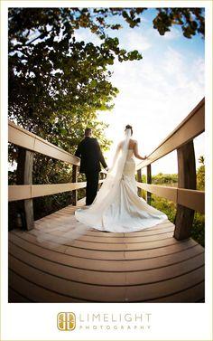 Marco Beach Ocean Resort Florida Bride And Groom Wedding