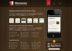 30 Beautiful iOS App Website Designs for Inspiration Visual Advertising, Advertising Agency, Ios App, Iphone App, Web Design, Website Design Inspiration, Showcase Design, Social Media, Website Designs