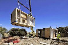 edificación modular ecoeficiente