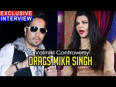 Actress Rakhi Sawant spoke to Bollywood Now about the news of her comments on Sage Valmiki as she compared Mika Singh to him in 2016. Watch the EXCLUSIVE INTERVIEW. Report By: Paras Dama. Cameraman: Deepak Prajapati Editor: Sunil Dhanve.