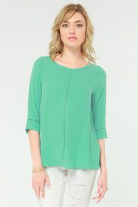 Juniors Tops - Teen Shirts, Blouses, Tunics & Tank Tops For Teens - Page 3