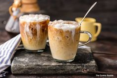 If the winter is hitting you hard, hit back with these boozy coffee drink recipes that will start your morning (or your afternoon or evening) out strong.