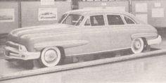 OG | 1949 Lincoln | Full-size styling clay model