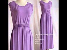 Basic Dress | Hijabers | Material Spandex dan Rayon Koleksi Hijabcornerid dan Atisomya