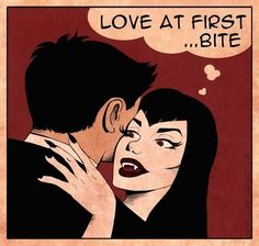 Find images and videos about vampire on We Heart It - the app to get lost in what you love. Dracula, Vampires, Vampire Art, Vampire Fangs, Vampire Love, Creatures Of The Night, Arte Pop, Red Aesthetic, Vintage Comics