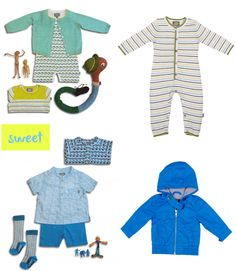 5 Cool Brands For Baby Boy Clothes