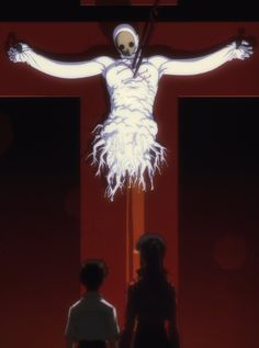 Lilith, revealed - Neon Genesis Evangelion