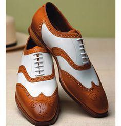 Handmade men fashion Two tone wingtip formal shoes, Men Brogue spectator shoes by LeathersPlanet on Etsy Leather And Lace, Leather Men, Leather Shoes, Best Shoes For Men, Formal Shoes For Men, Black Shoes, Men's Shoes, Dress Shoes, Shoes Men
